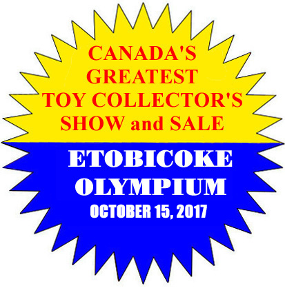 Canada's Premiere Toy Show & Sale